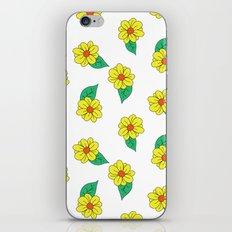 daisy, daisy iPhone & iPod Skin