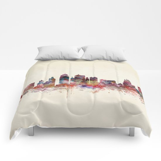 kansas city Missouri  Comforters