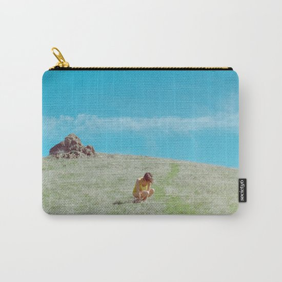 the breeze already knew Carry-All Pouch