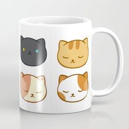 Neko Atsume Cats Coffee Mug
