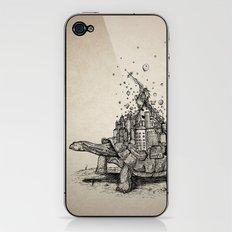 Tortoise Town iPhone & iPod Skin