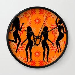 Disco fever Wall Clock