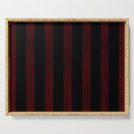 Gothic Stripes III Serving Tray
