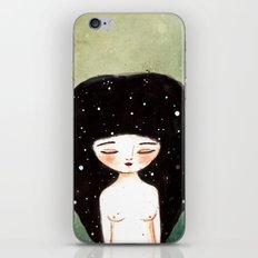 I am the Cosmos iPhone & iPod Skin