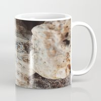 coral Mugs featuring Coral by Lori Anne Photography