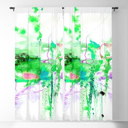 A Mystic Encounter No.1i by Kathy Morton Stanion Blackout Curtain