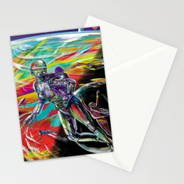 Freefall Stationery Cards