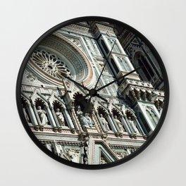 Fiore 3 Wall Clock