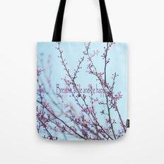 Spring Air Tote Bag