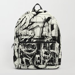 Drained Backpack
