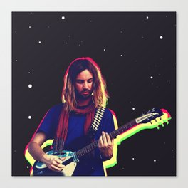 Kevin Parker from Tame Impala Canvas Print