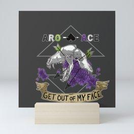 Aro+Ace Mini Art Print