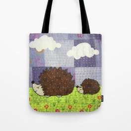 Just Following Our Noses Tote Bag
