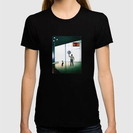 Atlas Watched Over by Zeus T-shirt