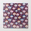 Pattern Project #41 / Mushrooms by linotte