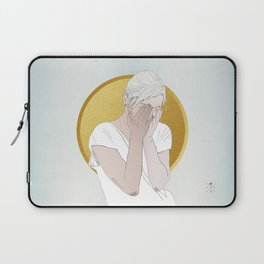 OUR INVENTIONS (Rest Your Head) Laptop Sleeve