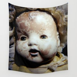 Doomsday Baby Wall Tapestry