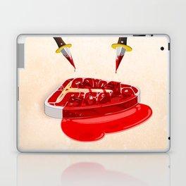 Carne Picada Laptop & iPad Skin