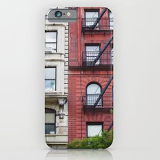 NYC Fire Escapes II Slim Case iPhone 6s