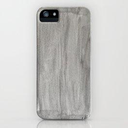 Grey Matter iPhone Case