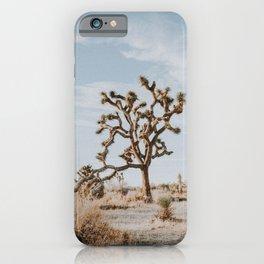 Joshua Tree II / California Desert iPhone Case