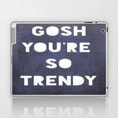 Gosh (Trendy) Laptop & iPad Skin