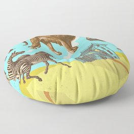 ANIMAL DREAM Floor Pillow