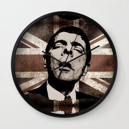 UK BEAN Wall Clock