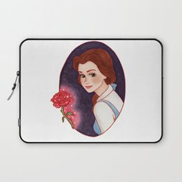 Belle - Beauty and the Beast Laptop Sleeve