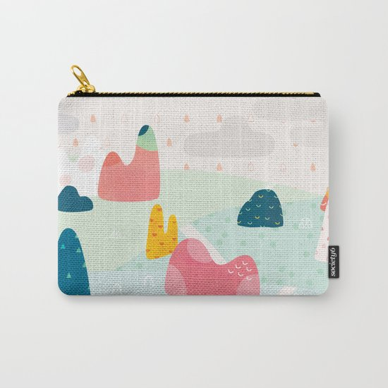 Rocky Road Carry-All Pouch