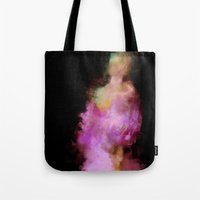 lavender Tote Bags featuring Lavender by Dnzsea