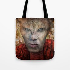 Shapeshifter Tote Bag