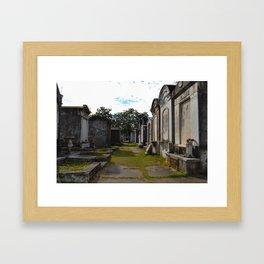 Passage (in color) Framed Art Print