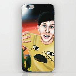 Phil in Ooo iPhone Skin