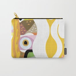 Swan Pond Carry-All Pouch