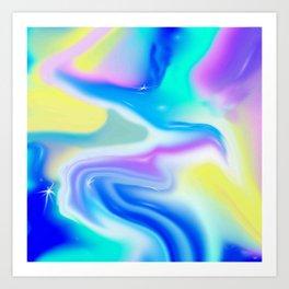 Skyies Art Print