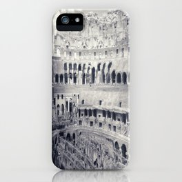 The Fear and Wonder iPhone Case