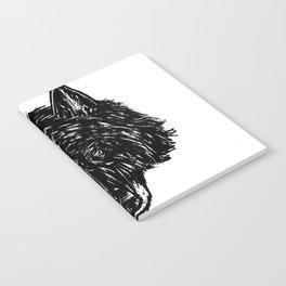 Wolf's Head Notebook