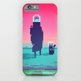 PHAZED PixelArt 1 iPhone Case