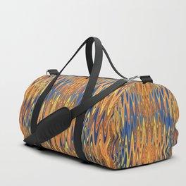 Hitzewelle - Muster Duffle Bag