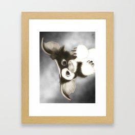 F*** OFF GIZMO Framed Art Print