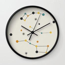 Ursa Major & Ursa Minor Wall Clock