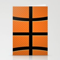 basketball Stationery Cards featuring Basketball by Eye Shutter to Think Photography