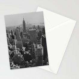 New York City Print Stationery Cards