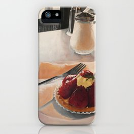The Tart iPhone Case