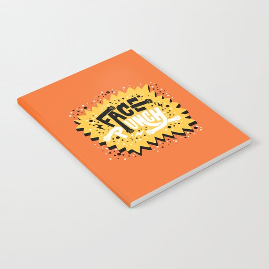 FACE PUNCH Notebook