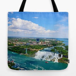 Bird's View Tote Bag
