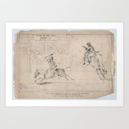 Not What Was Returned But Could Be Returned – To Represent the County of Buckingham and Bedford,afte Art Print