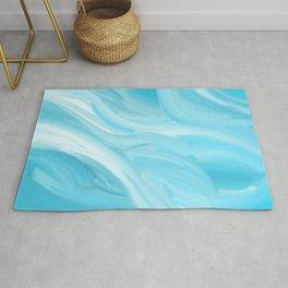 Sky or ocean pattern image by Katy Christoff  Rug