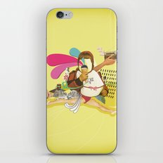 UNTITLED #1 iPhone & iPod Skin